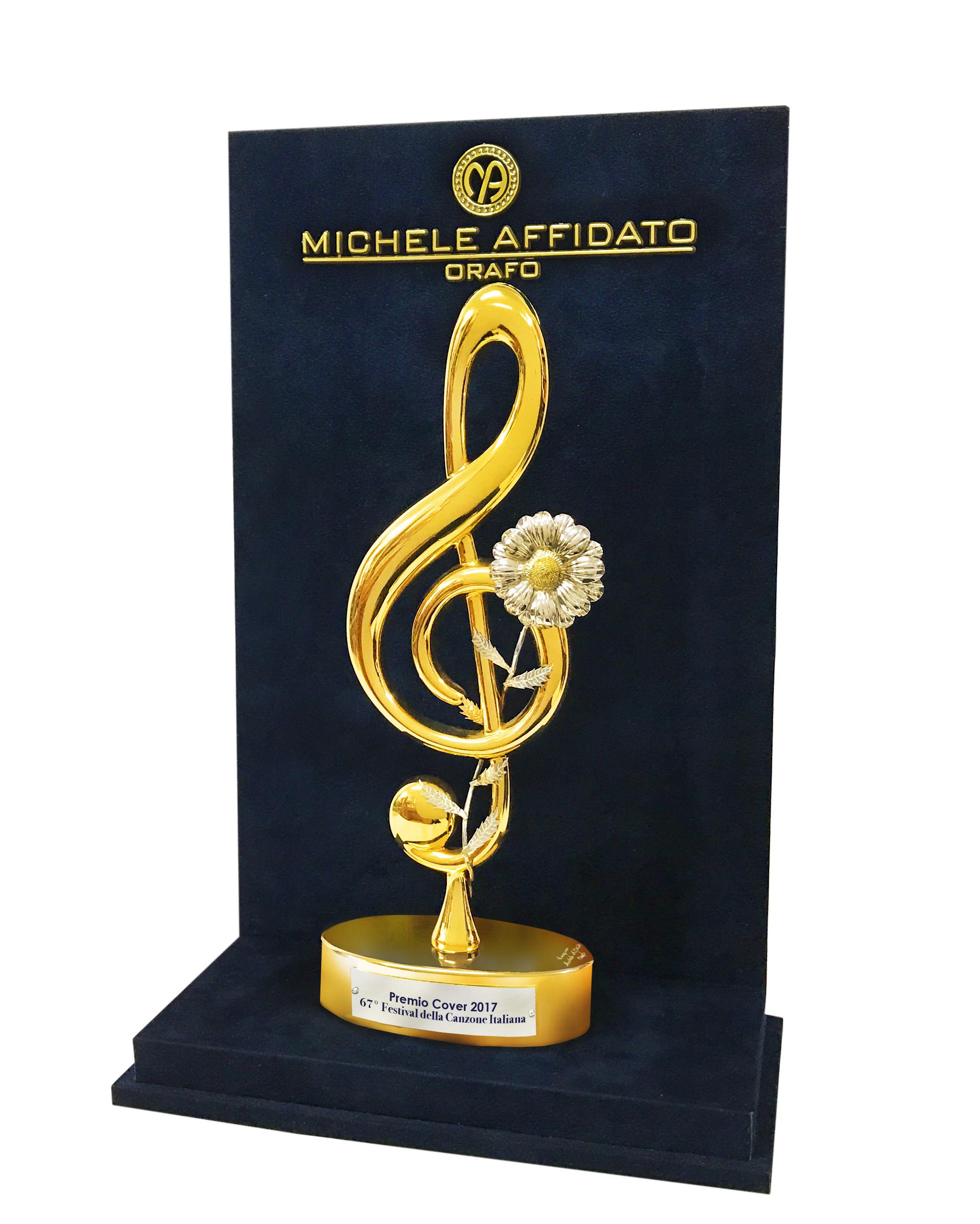 premio cover michele affidato