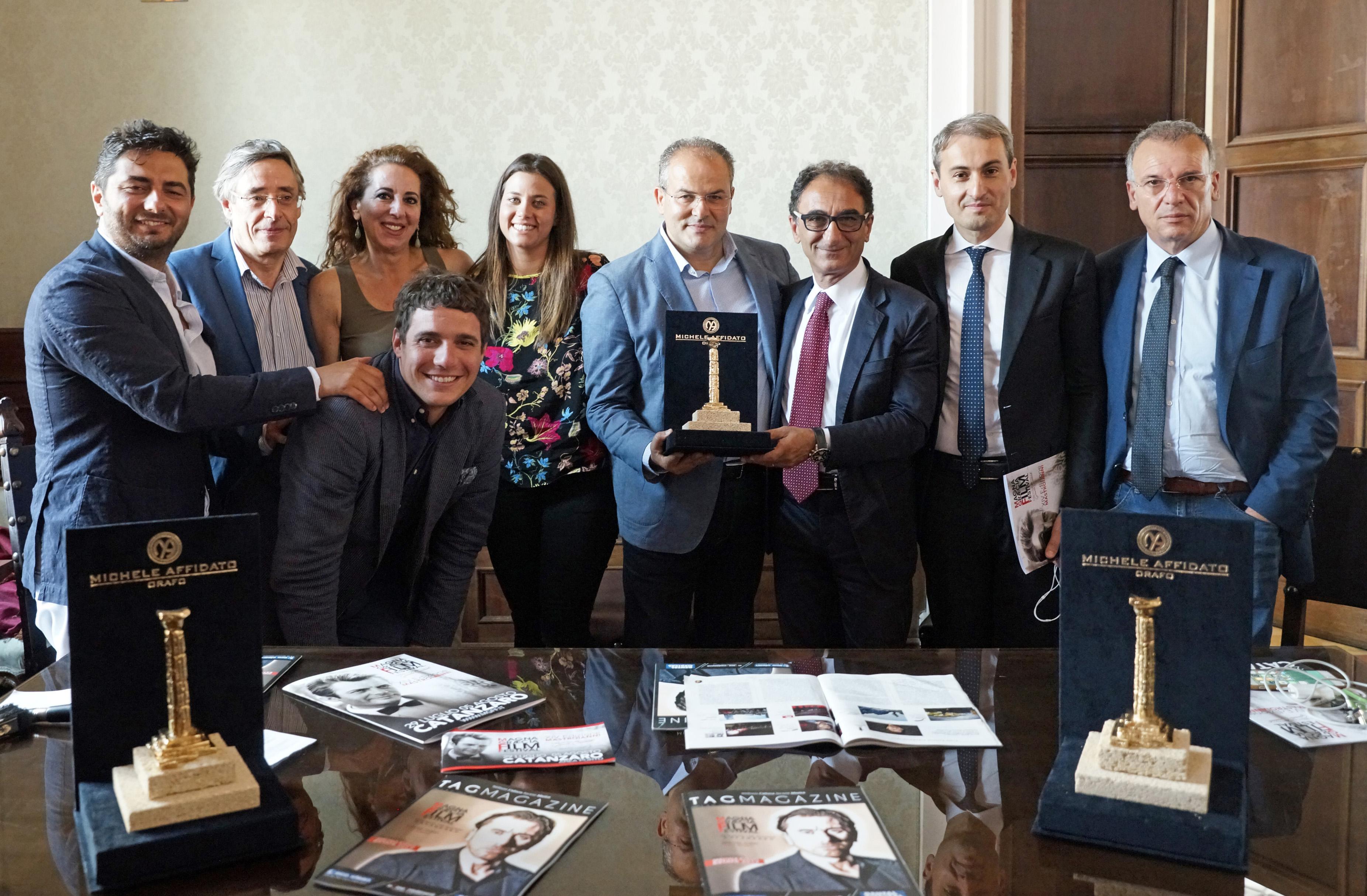 Casadonte, Esposito, Ferro, Polimeni, Lobello, Affidato, Abramo, Cardamone , Esposito