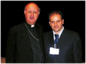 Sua Ecc.za Mons. Claudio Maria Celli