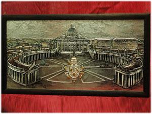 Stemma Papale realizzato per Sua Santità Benedetto XVI