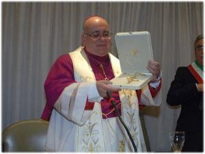 Insediamento di Sua Ecc.za Mons. Domenico Graziani nella Città di Crotone