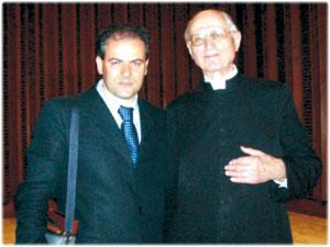 Mons. Pietro Iotti Presidente della Fondazione Giovanni Palatucci