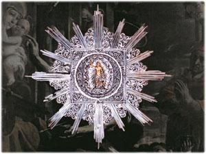 Tabernacolo realizzato per la Chiesa di San Luca in Crotone
