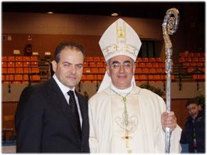Consacrazione Episcopale di Sua Ecc.za Mons. Antonio Staglianò a Vescovo di Noto