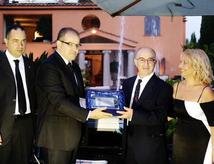 Premio Internazionale Kouros 2014, Villa Dino, Appia Antica, Roma