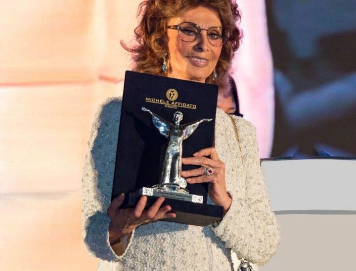 A Sophia Loren il Premio Internazionale Basilicata
