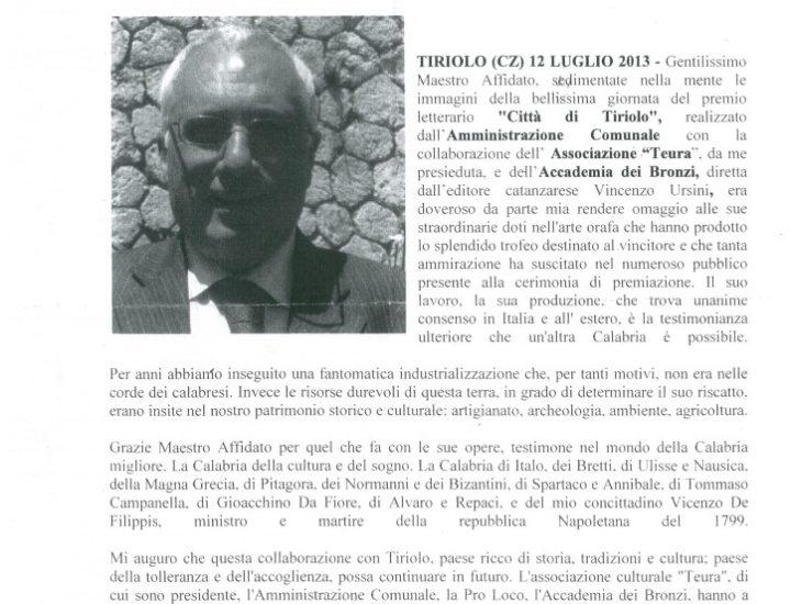 """Premio letterario """"Città di Tirolo"""""""