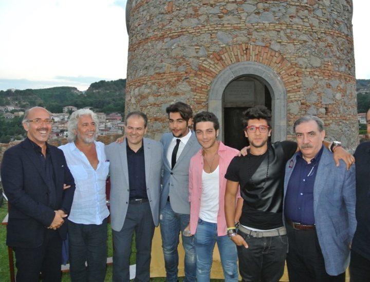 """Premio a Michele Torpedie e il Volo """"Presentazione Premio Letterario Caccuri 2013"""