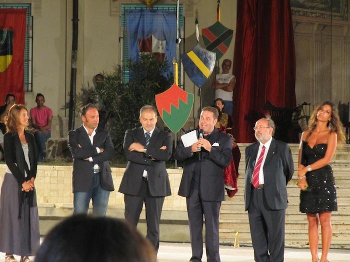 Cittadinanza Onoraria a Michele Affidato conferita dall'Amministrazione Comunale di Cutro