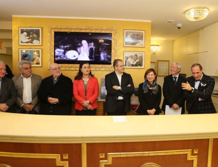 Conferimento Socio Onorario dell'Associazione Calabro Lombarda