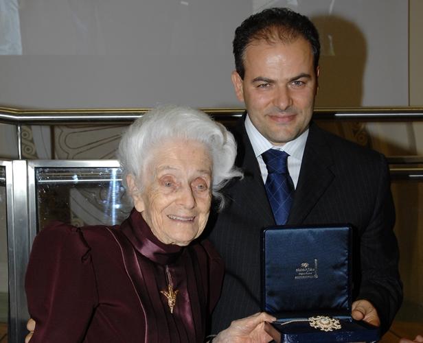 """Un gioiello per il Nobel Rita Levi Montalcini """"Cittadella della Cultura di  Bari"""""""