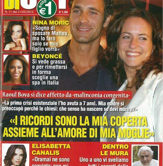 Intervista su Papa Benedetto XVI