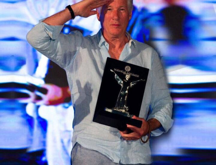 A Richard Gere il Premio Internazionale Basilicata