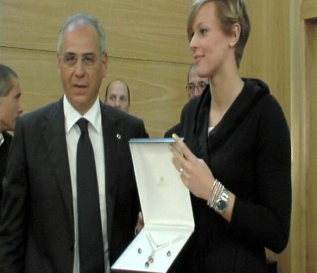 IV Meeting Nazionale di Nuoto – Premio a Federica Pellegrini
