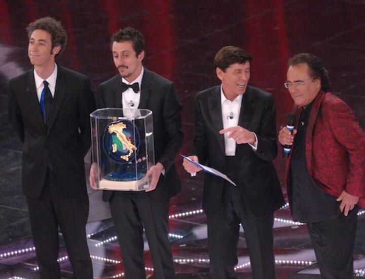 """61° Festival della Canzone Italiana – 2011 <br> Premio Cover assegnato ad Al Bano Carrisi per l'interpretazione del """"Va Pensiero"""""""