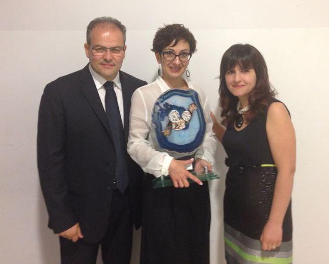 Moda Movie 2014 – Premio a Daniela Ciancio e Dario Argento