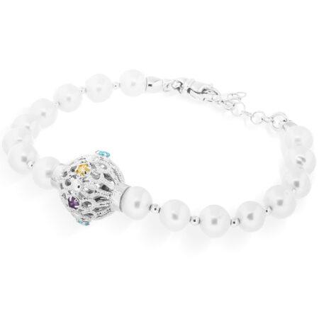 Bracciale – Linea Le Gioie con perla