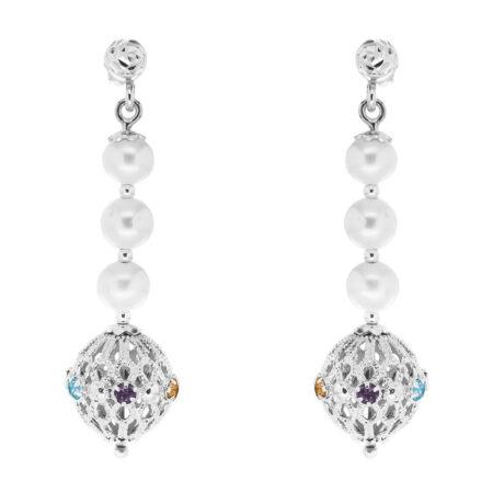 Orecchini – Linea Le Gioie con perla