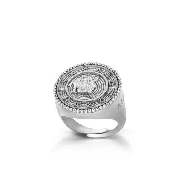 anello-con-segno-zodiacale-leone-in-argento