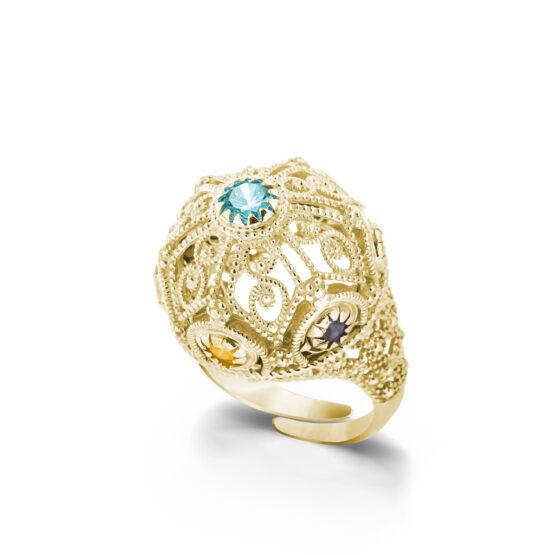 anello-dorato-argento-925-con-cristalli