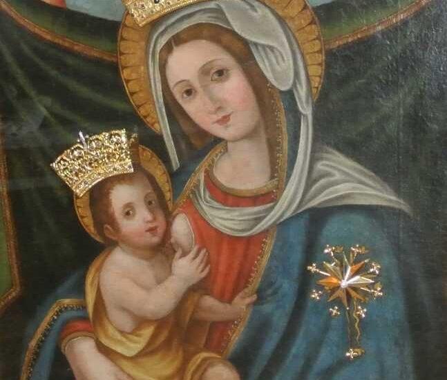 Madonna di Porto di Gimigliano.