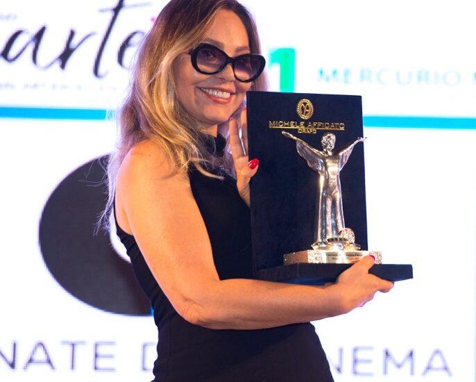 Ad Ornella Muti il Premio Maratea
